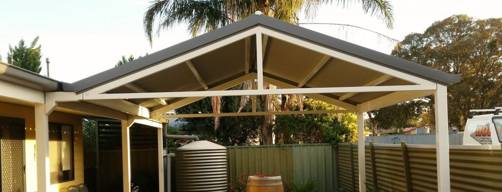carports and verandahs
